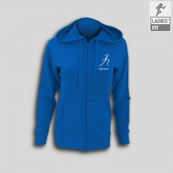 Hooded Sweat Jacket incl....